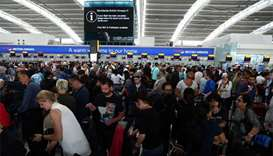 More Heathrow chaos as BA tries to recover from IT crash