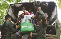 Lanka rushes aid to flood victims; death toll hits 151