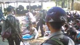 Myanmar must investigate 'army beating' video: rights groups