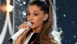 Ariana Grande to headline Manchester concert on Sunday