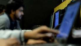 Layoffs rile India's flagship information technology sector