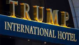 Guest at Trump hotel arrested on firearms charges