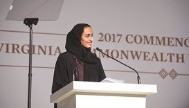 VCUQatar holds commencement ceremony for '17