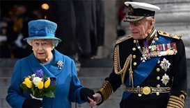 Britain's Prince Philip to step down from royal duties