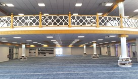 The Ministry of Awqaf and Islamic Affairs has opened the Umm Al-Mu'minin Khadijah Mosque in Malmo, S