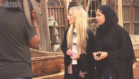 Worlds apart, shared passion: Mariam, Emma tackle perceptions, challenges