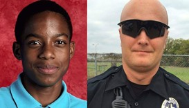 Texas cop charged with murder in black teen's killing