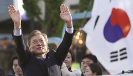 S Korea polls overshadowed by tensions with Pyongyang