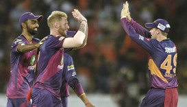Stokes and Unadkat star in Pune's win over Hyderabad