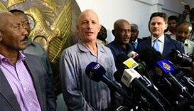 Kidnapped Frenchman freed in Darfur rescue mission