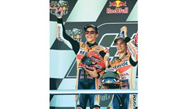 Pedrosa leads from start to finish in Jerez