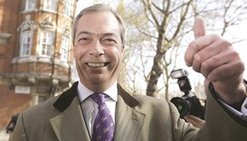 Right Brexit could spell the end for Ukip, says Farage