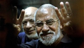 Egypt issues new life sentence against Brotherhood guide