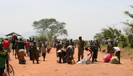 Refugees fleeing Central Africa double in a week to 60,000: UN