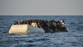 11 migrants dead, 200 missing in Mediterranean sinkings