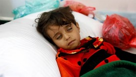 34 dead, 2,000 ailing with suspected cholera in Yemen