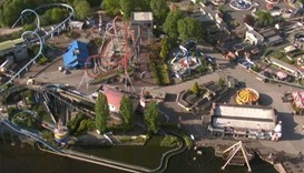 Girl dies after UK theme park accident