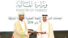 Qatar-Oman trade triples to QR1.8bn, says al-Emadi
