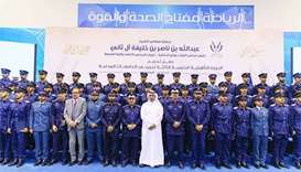 PM attends graduation event at Police College