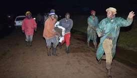 At least 27 dead after dam bursts in Kenya: police