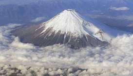Mount Fuji eruption could paralyse Tokyo: report
