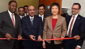 Minister of Transport and Communications Inaugurates Qatar's ICAO Permanent Office