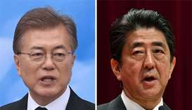 S. Korea, Japan and China to hold summit next week
