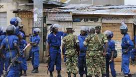 Burundi forces United Nations to shut human rights office: UN