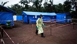 WHO chief heads to DR Congo over latest Ebola outbreak