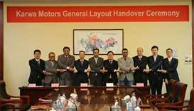Karwa Motors receives new layout and design for bus plant