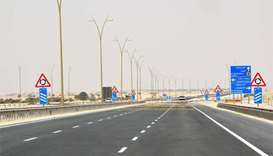 Rawdat Rashed Road fully open to traffic