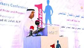 Qatar a role model in workers' welfare, says minister