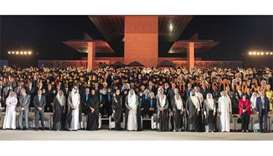 778 students graduating from QF Education City honoured