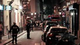One person killed in Paris knife attack, attacker shot dead