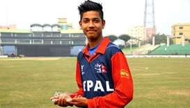 Nepal's teenage sensation shines on IPL debut