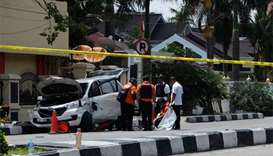 Indonesia hit by another attack after suicide bombings