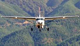 Two dead after cargo plane crashes in Nepal