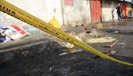 Suicide blast hits Baghdad mourners