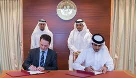 Qatar signs deal to donate $50mn to UNRWA