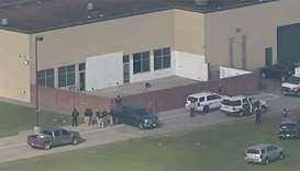 At least eight dead in shooting at Texas high school: sheriff