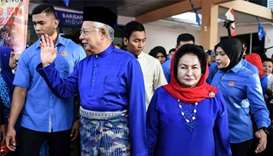 Malaysian ex-PM's wife faces grilling over graft claims