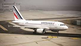Air France dives from glamour to gloom after labour strife