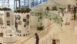 'Gardens of Al-Andalus' expo, a lesson in coexistence and ecology