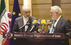 Europe reassures Iran of commitment to N-deal