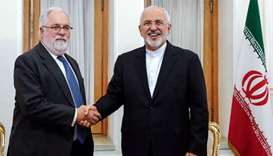 Iran says Europe's support for nuclear deal not enough