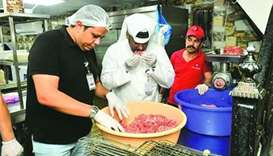 Doha Municipality inspects safety, hygiene at food outlets