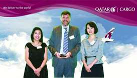 Qatar Airways Cargo wins award at Air Cargo China 2018
