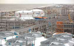 Global LNG glut is greatly exaggerated, says Novatek