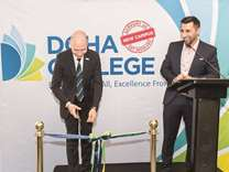 Doha College organises inspiring art exhibition