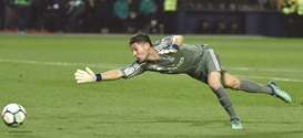 Luca Zidane makes debut for father Zinedine's Real